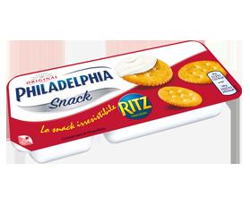 Philadelphia Snack e RITZ