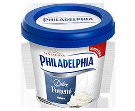 Philadelphia Sensations Délice fouetté