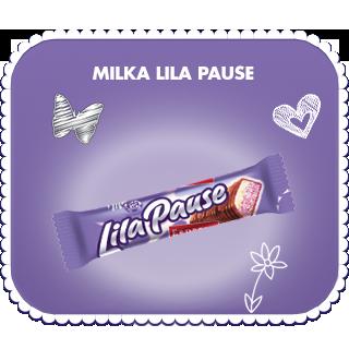 Milka Lila Pause