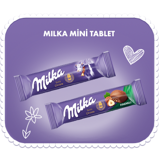 Milka Mini Tablet