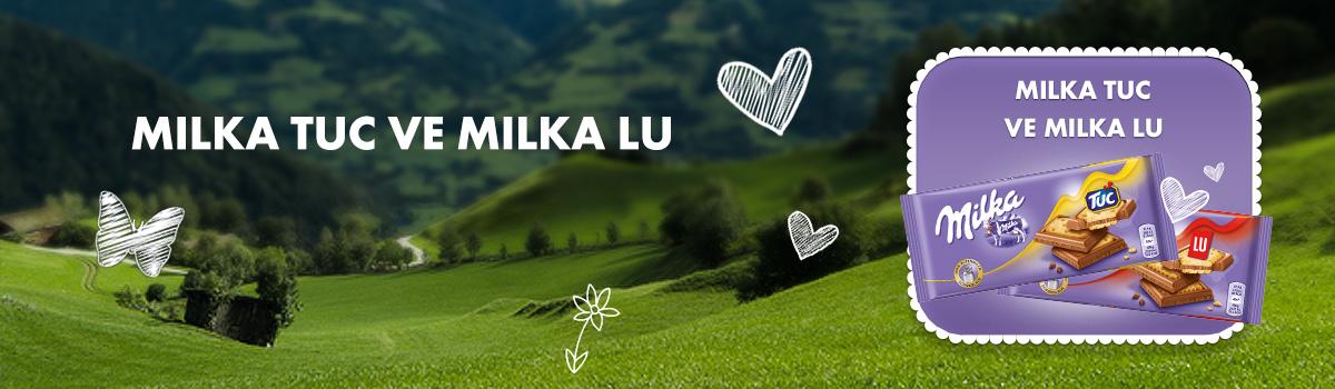Milka Tuc ve Milka Lu