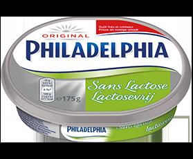 Philadelphia Lactosevrij