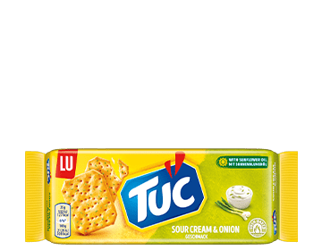 TUC Sour Cream and Onion