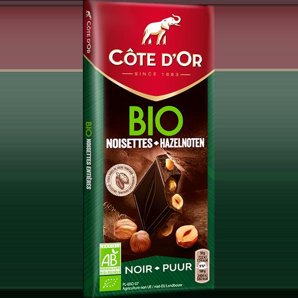 BIO Noisettes Entières
