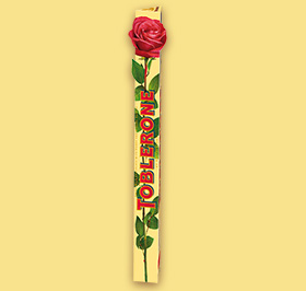 TOBLERONE Rose 2x100g
