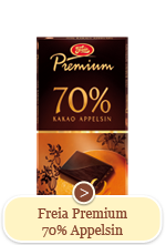 Freia Premium 70% Appelsin (100g)