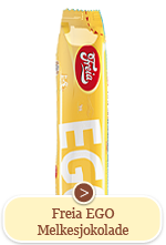EGO Freia Melkesjokolade (43 g)