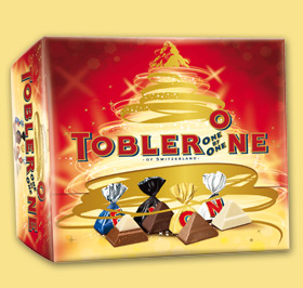 TOBLERONE One by One Mixbox 260g