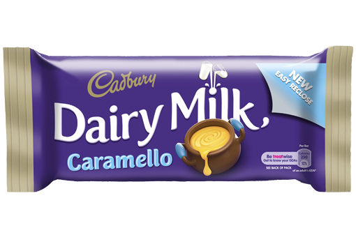 Calories In Chocolate Bar Cadbury