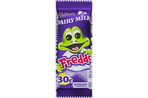 Cadbury freddo - Picture of bar ...