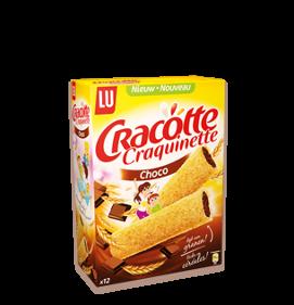 Cracotte Craquinette Choco