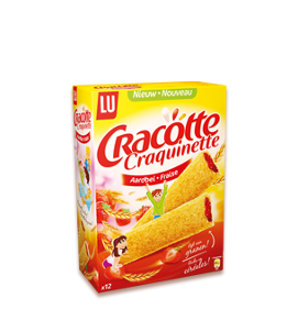 Cracotte Craquinette Fraise