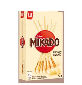 Mikado Chocolat Blanc