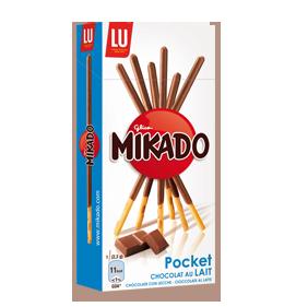 Mikado Pocket Chocolat au Lait