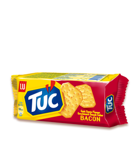 TUC crackers Bacon