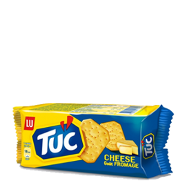 TUC crackers Fromage