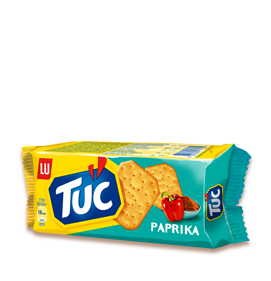 TUC crackers Paprika