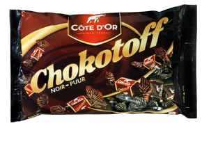 Chocolat Chokotoff Noir Côte d'Or