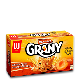 Grany Moelleux Amande-Abricot
