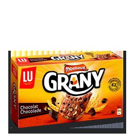 Grany Moelleux Chocolat