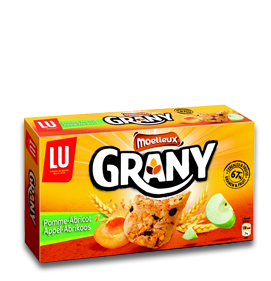 Grany Moelleux Pomme-Abricot