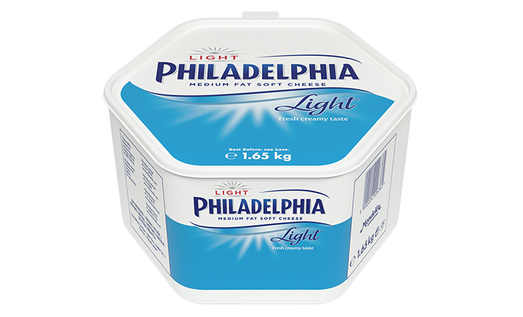 Philadelphia Light 1,65kg