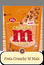 Freia Crunchy M Mais (190 g)