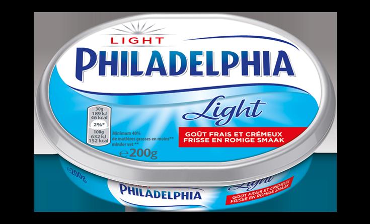 Philadelphia Natuur Light 200g