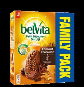 Petit Déjeuner Chocolat Maxi Pack