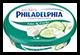 Philadelphia Feta & Gurke Balance