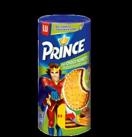 Prince Fourré Goût Choco Noisette
