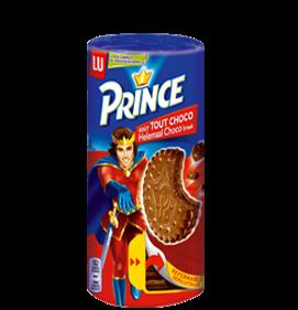 Prince Fourré Goût tout Choco