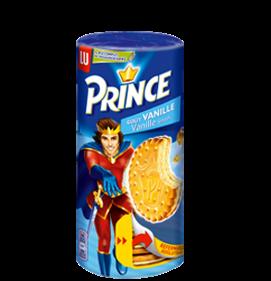 Prince Fourré Goût Vanille