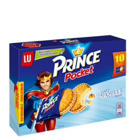 Prince Pocket Goût Vanille