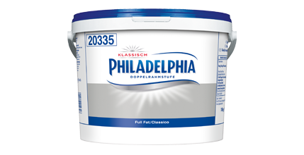 Philadelphia Doppelrahm 10kg