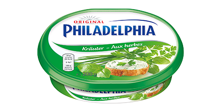 Philadelphia aux herbes