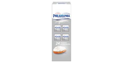 Philadelphia Portionen Doppelrahm