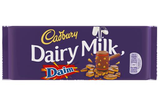 daim cadbury dairy milk cadbury co uk