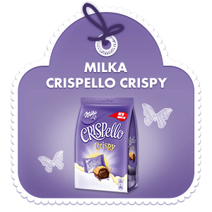 Milka Crispello Crispy