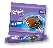 Milka Riegel Milka & Oreo