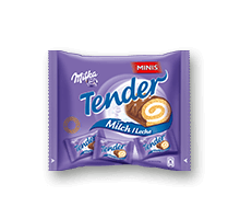 Milka Tender Minis