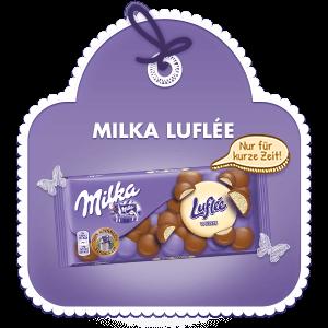 Milka Luflée Weisse