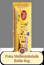 Freia Melkesjokolade Boble 60g