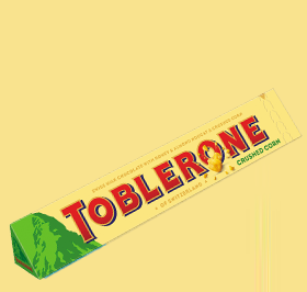 TOBLERONE CRUSHED CORN