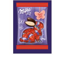 Milka Feine Eier Marzipan 90g