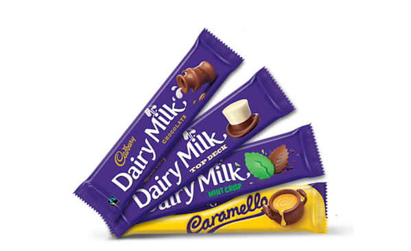 Cadbury Dairy Milk On-The-Go Bar
