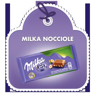 Milka Nocciole