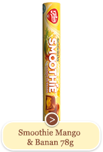 Freia Melkesjokolade Smoothie med Mango & Banan (78 g)