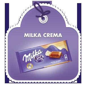 Milka Crema