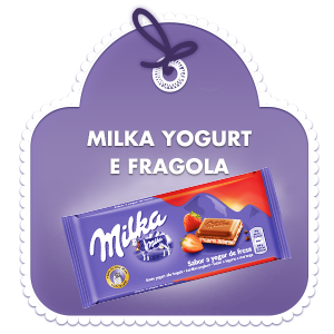 Milka Yogurt e Fragola